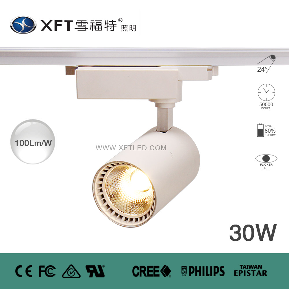 LED TRACK LIGHT XFT-GDD-COB004-30W