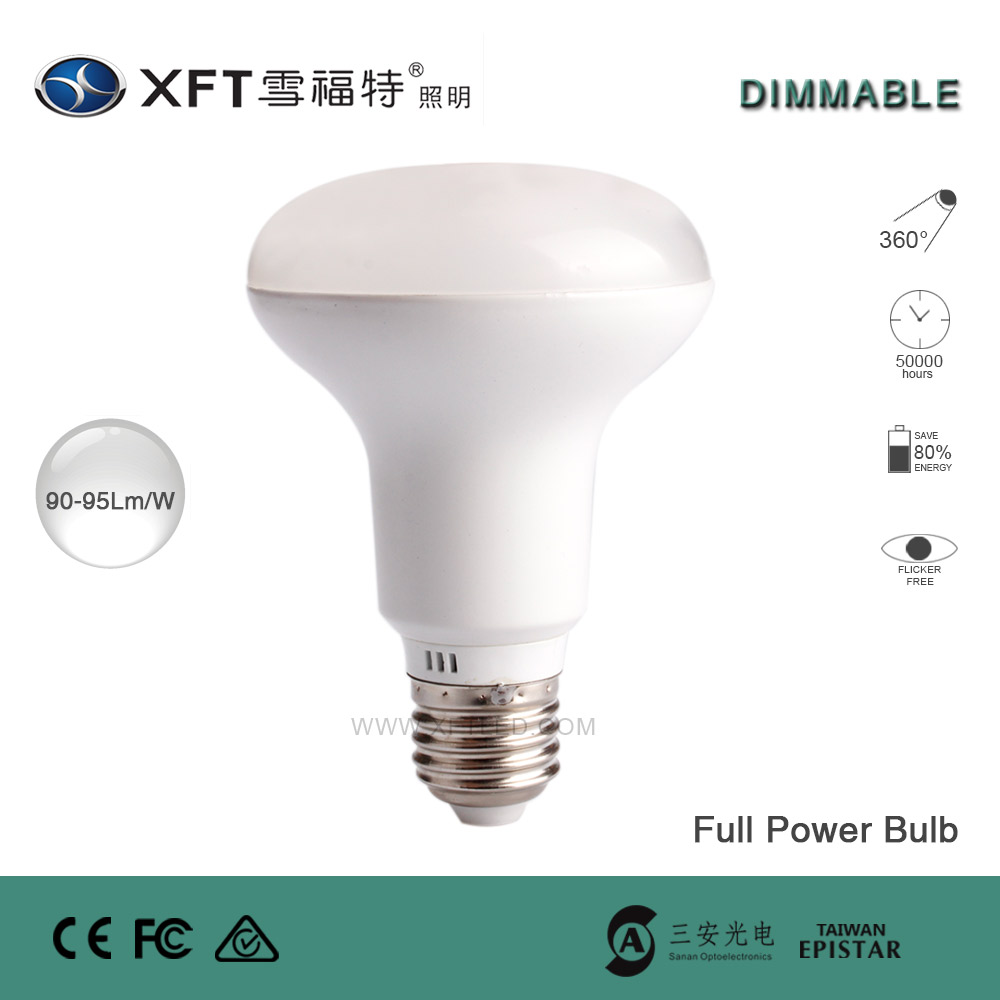 DIMMABLE LED BULBS XFT-R63